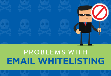 Problems with Email Whitelisting