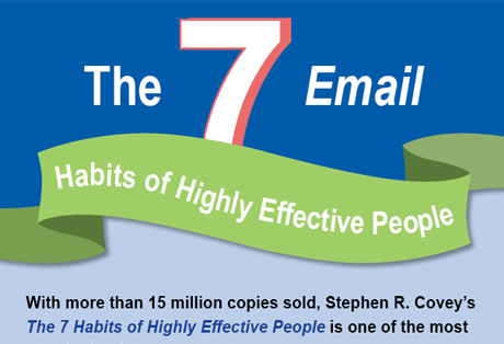 7 (Email) Habits of Highly Effective People