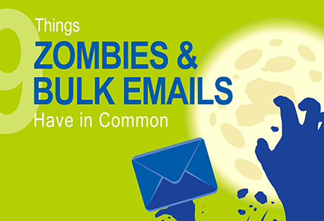 9 Things Zombies & Bulk Emails Have in Common