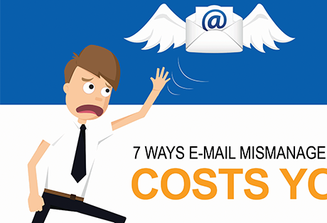 7 Ways E-Mail Mismanagement Costs You